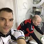 Trainingsbetreuung von Sportlern